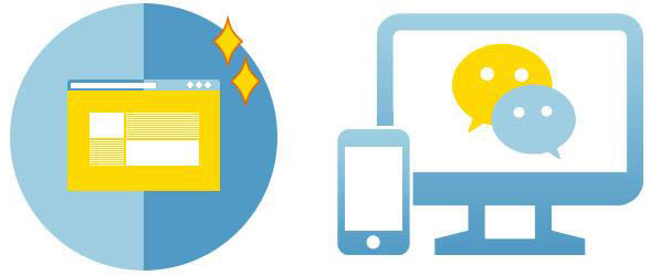 企业网站建设常用的几种模板